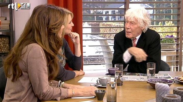 Paul van Vliet over zijn academie bij Koffietijd, RTL
